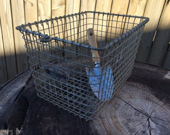 Vintage Metal Locker Basket #202 American Playground Device Co
