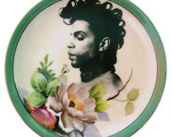 "Prince Portrait Plate 6.5"""