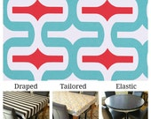 For sfsam2014 Indoor/Outdoor tablecloth fitted with elastic, Embrace Calypso