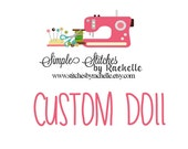 Custom Doll for Stacy D.