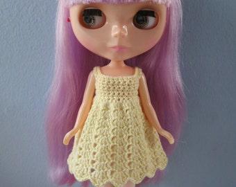 Blythe Crochet Dress