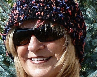 Women's Headbands / Crochet Headband / Winter Accessories