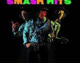 Jimi Hendrix Mint Still in Shrink - Experience Smash Hits - Lp in VG++ Condition