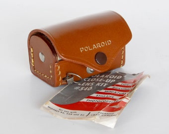 Vintage Polaroid 540 Close Up Kit with Ruler