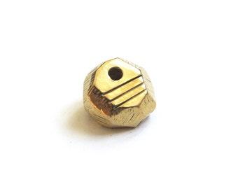 Handmade Brass Mini Incense Burner Set