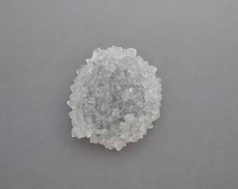 Natural Crystal Rosette