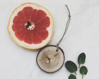 Grapefruit Essential Oil Wood Diffuser, Wedding party gifts, Bridesmaid gifts, Gifts under 10, Maid of honor gift, bridesmaid gift ideas