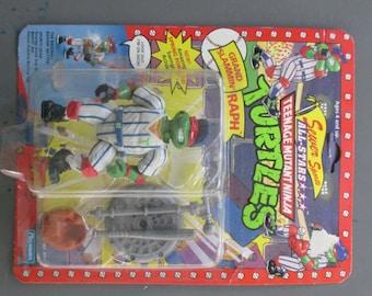 TMNT Grand Slammin Ralph action figure - 1991