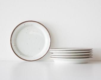 Vintage Dansk - Niels Refsgaard - Small Plates - Danish Modern
