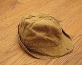 vintage Duxbak canvas jones cap