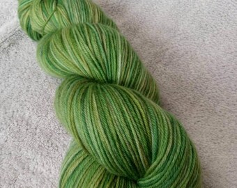 Hand dyed Soliloquy sock yarn MCN 'Embla'