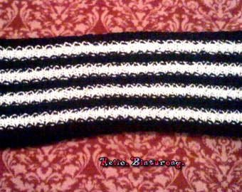 Striped cowl, striped knitted cowl, knitting, more colors available, fashion accessories, scarf, scarves, knitted cowl, knitted scarf