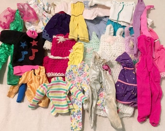 Barbie Doll Clothes Lot 3