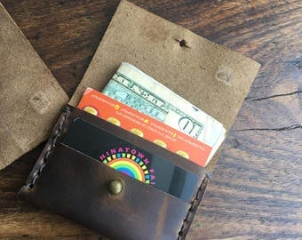 Metro card wallet, Leather bus pass holder, Leather credit card wallet, Metro pass holder, Mens leather wallets, Leather credit card holder
