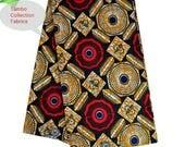 Latest design African fabric per yard/ African print fabrics/Trendy wax prints/ African fabric/ African Maxi Skirt fabric