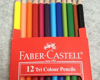 Faber Castell Pencil Etsy