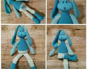 Cute bunny plush, Stuffed animals, Bunny Crochet Toy, Rabbit Bunny Crochet, Plush Bunny, Crochet Bunny, Bunny Amigurumi, Crochet Bunny