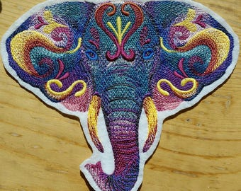 Elephant patch,