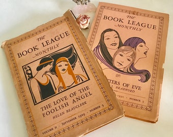 The Book League Monthly - 2 Books