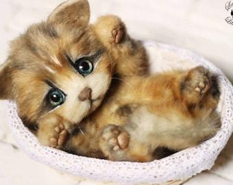Kitten Silvia (Made to order)