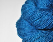 Lost in the blue ocean - Merino / Baby Camel Lace Yarn - LIMITED EDITION - Hand Dyed Yarn - handgefärbte Wolle - DyeForYarn