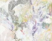Albicant XIV / Giclee print / Bio / zeitgenössische Kunst / abstrakte Malerei / Übergröße drucken