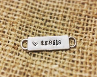 Love Trails Shoe Charm