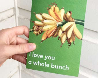 Love Card   Greeting Card   Card for Friend   Romance Card   Card for her   Card for him   Friendship Card   Note Card   Funny Card