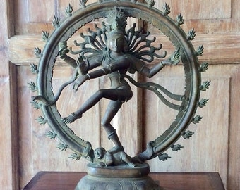 On Sale Nataraja / Bronze / South India