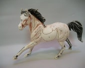 Vintage Breyer Model Horse to Paint, Horse Crafts, Paint by Numers Model, Horse Lovers, Small Model Horse to Paint, Cm Breyer Miniatures