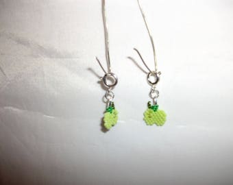 Green Apple Charms