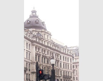 "London photography, London wall art, large art print, London fine art photography, travel photography ""London Morning"""