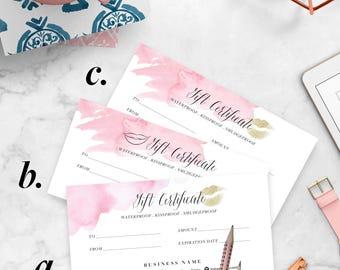 LipSense Gift Certificates