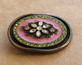 Vintage Belt Buckle Small
