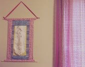 Custom Order for KAYLIN - Wall Hanging Made with Keepsake Item