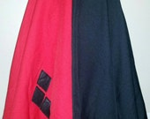 Harley Quinn Poodle Skirt Cosplay - Custom Made!