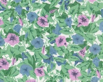 "Vintage Liberty Tana Lawn fabric - 13.5"" wide x 12.5"" (34cm wide x 32cm) - 1980s"