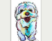 Custom Dog Paintings