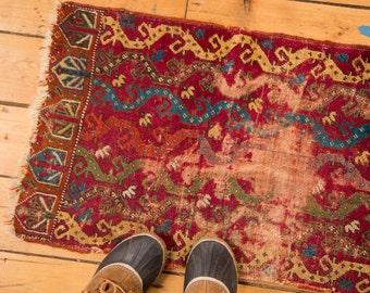 1.5x3 Antique Yastic Rug Mat