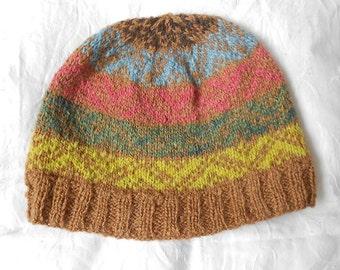Handspun Beanie Hat