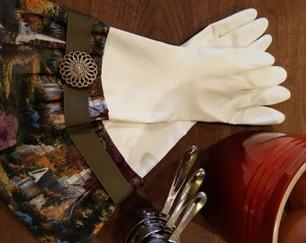 dish gloves/dishwashing gloves/cleaning gloves/designer dish gloves/diva dish gloves/ kitchen gloves/glamour gloves/rubber gloves/Latex free