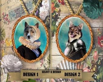Swedish Vallhund Jewelry Swedish Vallhund Dog Pendant Vallhund Gift Vallhund Brooch Swedish Vallhund Art Custom Dog Jewelry Nobility Dogs
