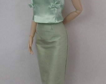 No Jacket Required Seaglass for Gene and friends 16 inch fashion doll clothing, OOAK fashion