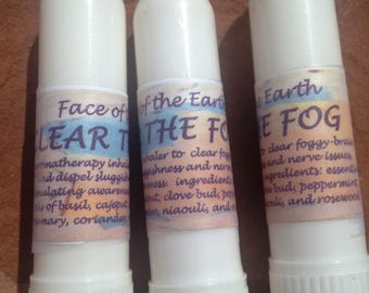 Clear the Fog Aromatherapy Inhaler