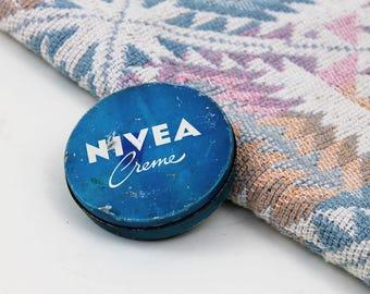 Vintage Nivea Creme Tin