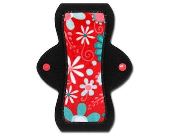 "SALE | Cloth Pad (8"" Moderate - Cinnamon Minky)"