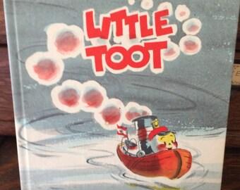 Vintage Little Toot by Hardie Gramatky Children's Book