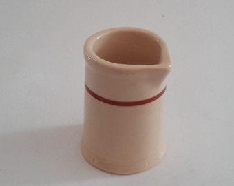 Jac Tan China Creamer Vintage Stoneware