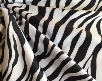 Zebra   PUL Fabric
