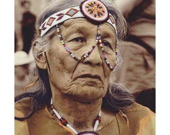 """Navajo Medicine Man, """"Our History is Good Medicine"""""""